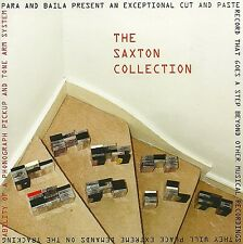 Para & DJ Baila ‎– The Saxton Collection (Mix CD Breaks Hip Hop Funk)