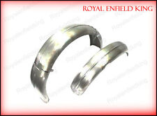 Ariel WNG Military Model Front and Rear Mudguards Raw Steel Ready To Paint