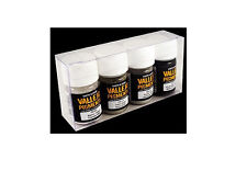 Vallejo Pigment Set Nr.4 Snow/Soot/Ashes/Industrial Grime 4x32ml (100ml=10,62€)