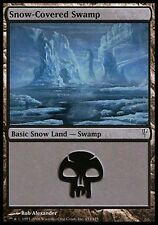 1x Snow-Covered Swamp Coldsnap MtG Magic Land Common 1 x1 Card Cards