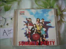 a941981 HK Polygram CD Grasshopper 草蜢 Karen Tong Shirley Kwan Winnie Lau ETC 1993 Summer Party 熱力節拍 Wou Bom Ba  (A)