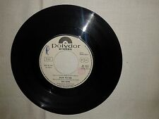 "Joe Cocker  / Bee Gees -‎ Disco Vinile 45 Giri 7"" Edizione Promo Juke Box"
