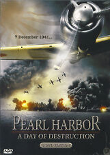 Pearl Harbor : A day of destruction (3 DVD)