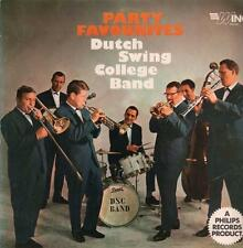 Dutch Swing College Band(Vinyl LP)Party Favourites-Wing-WL1068-UK-1961-VG/VG