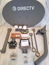 COMPLETE NEW DIRECTV / AT&T HD DISH / 4K / REVERSE BAND DSWM 5 LNB / SWM /8 WAY