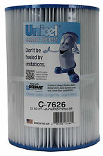 Unicel C-7626 Spa Pool Replacement Cartridge Filter Sq Ft Hayward CX250RE PA25-4