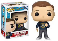 FUNKO POP! MARVEL SPIDER-MAN HOMECOMING PETER PARKER FIGURE (PREORDER)