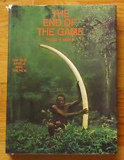 PETER BEARD - THE END OF THE GAME - 1965 1ST EDITION WITH DUST JACKET FINE COPY