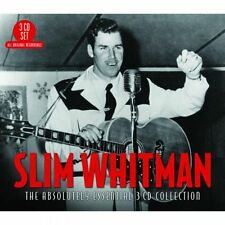 Slim Whitman ABSOLUTELY ESSENTIAL COLLECTION Best Of 60 Songs NEW SEALED 3 CD