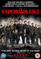 THE EXPENDABLES 2 - DVD - REGION 2 UK
