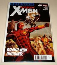 UNCANNY X-MEN (Vol. 2) # 1  Marvel Comic  Jan 2012   VFN/NM  REGENESIS