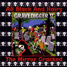 The Mirror Cracked * by Gravedigger V (CD, Dec-2013, Voxx)