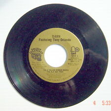 ONE 1973's 45 R.P.M. RECORD, DAWN, FEATURING TONY ORLANDO, I CAN'T BELEIVE ...
