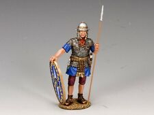 King & Country Life Of Jesus Auxiliary With Shield And Spear 1/30 Soldier LOJ014