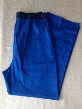 Polo Ralph Lauren Men's  100% Cotton Long Pyjama Bottoms (SizeXL)