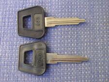 Schlüsselrohlinge Porsche 911  912 914  kompl. Set