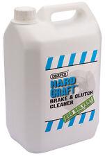 Draper 5L Draper 'Hard Graft' Brake and Clutch Cleaner HGBCC-5L 65002