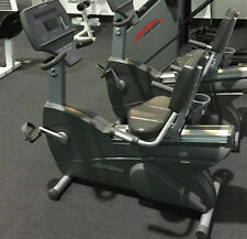 Life fitness 93 ri recumbent bike,commercial gym equipment
