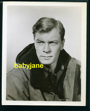 PETER GRAVES VINTAGE 8X10 PHOTO HANDSOME PORTRAIT 1956 HOLD BACK THE NIGHT