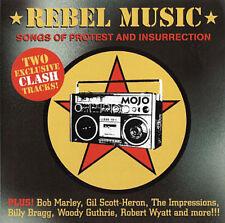 MOJO Rebel Music 14-track CD NEW The Clash Last Poets Nina Simone Tapper Zukie