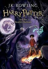 Harry Potter and the Deathly Hallows by J K Rowling 2014 Paperback M