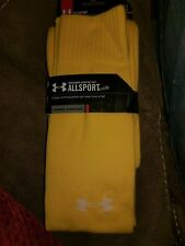 Under Armour Heat Gear All Sport Sock Pair OTC Large