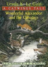 Wonderful Alexander and the Catwings No. 3 by Ursula K. Le Guin (2003,...