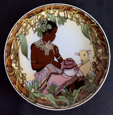 VTG. HEINRICH VILLEROY BOCH CHILDREN OF THE WORLD UNICEF PLATE NO 3 1979 GERMANY