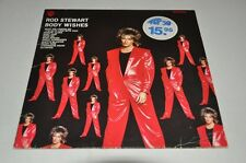 Rod Stewart - Body Wishes - WEA 80er - Album Vinyl Schallplatte LP