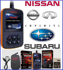 SUBARU Diagnostic Scanner Tool SRS ABS CHECK ENGINE LIGHT OBD2 CODE READER SCAN