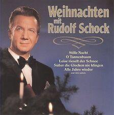 Weihnachten mit Rudolf Schock * New CD