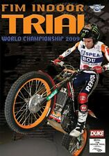 FIM Indoor Trials World Championship - Official Review 2009 (New DVD) Bou Raga