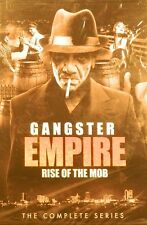 GANGSTER EMPIRE RISE of the MOB The COMPLETE SERIES 6 Parts SEALED