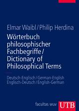 Wörterbuch philosophischer Fachbegriffe