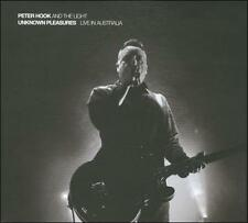 Unknown Pleasures: Live in Australia [Digipak] by Peter Hook and the...
