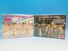 New CD+DVD Girls Generation SNSD JAPAN 1st & 2nd ALBUM The boys Girls & Peace