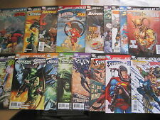 BRAVE & the BOLD : COMPLETE 32 ISSUE SERIES except 31 by WAID, PEREZ etc.DC.2008
