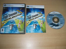 Simulador De Vuelo X aceleración PC DVD Add-on de Microsoft Flight Simulator Fsx Sim