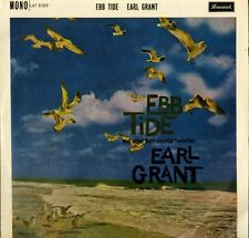 EARL GRANT ebb tide LAT 8389 uk brunswick mono LP PS EX/EX