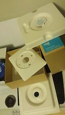 Brand New NEST PRO THERMOSTAT WHITE WALL PLATE New and Unused. 3rd Gen. Too
