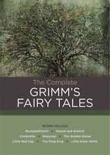 The Complete Grimm's Fairy Tales by Jacob Grimm 9780785834229 (Hardback, 2016)
