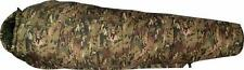 4 Season HMC/MTP Style Camouflage Army Style Hollow Fill Sleeping Bag Phantom