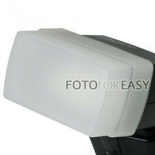 Bounce Flash Diffuser for Nikon SB800 & YN460 Flashgun