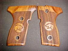 Beretta 8000/8357/8040 Mini-Cougar Fine Walnut Pistol Grips w/Logos MINI ONLY!