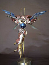 None Scale Aura Battle Dunbine : Billbine S.A.E. Vers.Unpainted Resin Model Kit