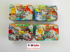 Pokemon TCG Game Sun and Moon Booster Sealed Iron Box (40+1 New Cards!) US