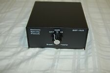 ESP ELECTRONIC SPECIALTY PRODUCTS BBP-1020 BROADBAND HF PREAMP IN EXCELLENT COND