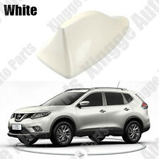 White Shark Fin Antenna With Radio Function For Nissan Rogue X-trail 2014 2015