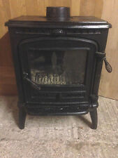 Multi Fuel Wood Burning Stove log Burner 6-7 kw very clean delivery available