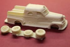 HO SCALE FIRE TRUCK-1936-1951 SEAGRAVE CANOPY-CAB PUMPER